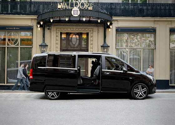 Private Car service Paris Limo