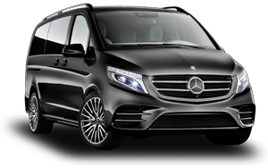 Private Car service Paris Mercedes Benz V class
