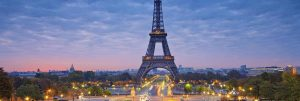 The Eiffel Tower, iconic view Paris Private Tours